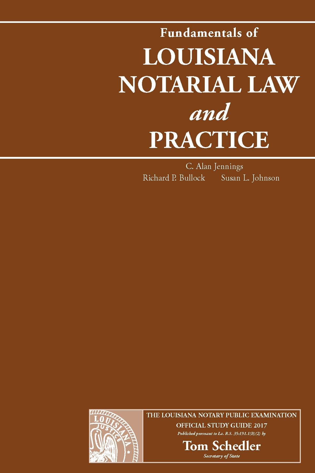 Prepare for the Notary Exam